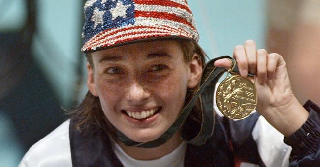 Olympic star Van Dyken severs spinal cord in crash