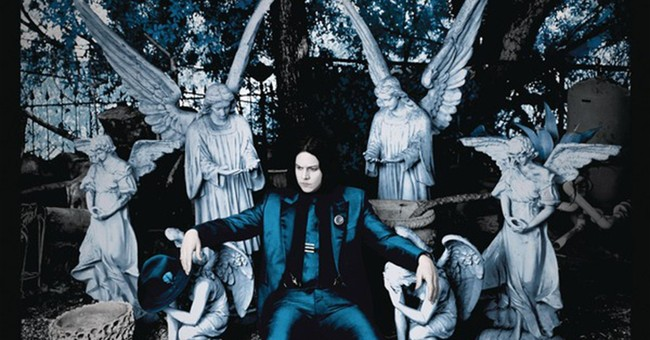 Review: Jack White goes country on second solo CD