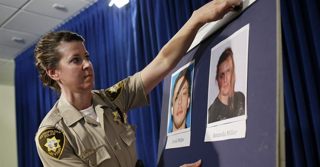 Police: Vegas cop killers had anti-government view