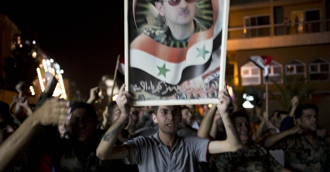 At least 630 killed in jihadist offensive in Syria