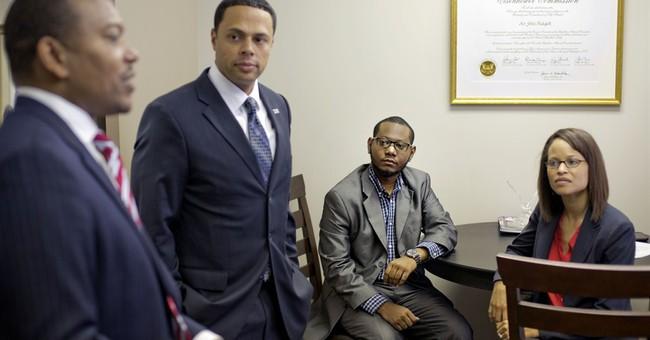 GOP struggles to recruit black voters, candidates
