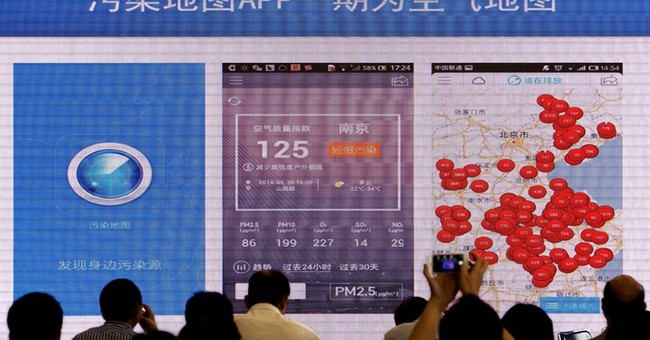 Chinese group launches app to shame polluters