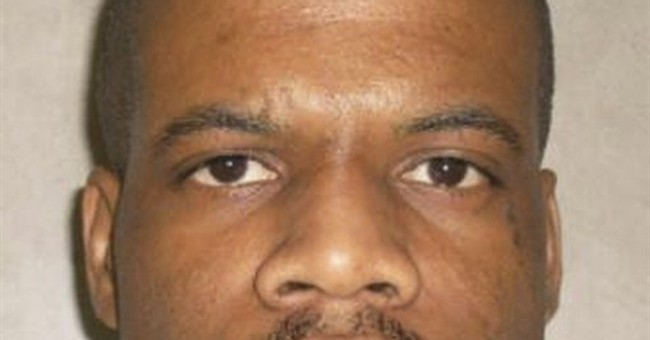 Oklahoma inmate's body returned without heart