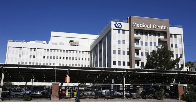 Audit: More than 57,000 await first VA appointment