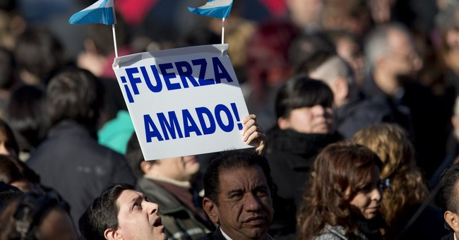 VP's corruption case tests Argentina's courts