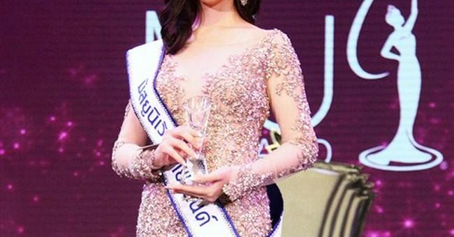 Thai beauty queen resigns under social media fire