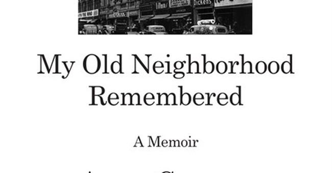 Avery Corman writes memoir of Bronx boyhood