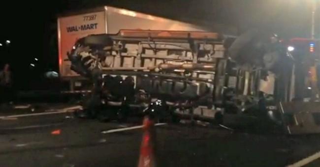 Morgan crash underscores danger of tired truckers