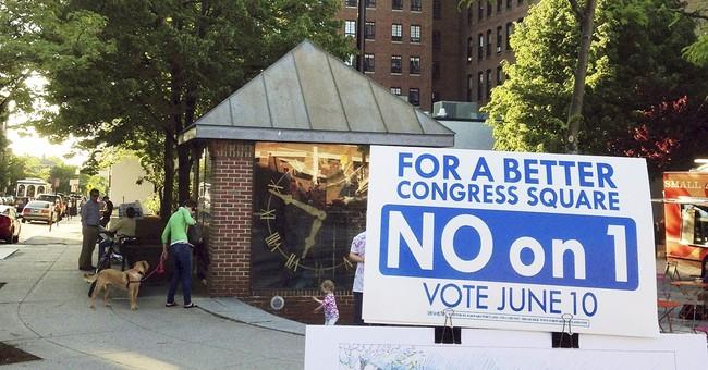 Portland polarized by vote on sale of tiny park