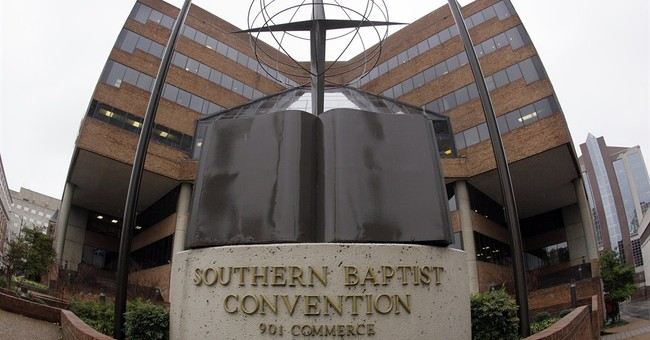 Korean-American vies to lead Southern Baptists