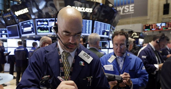 Stock market ekes out another record high