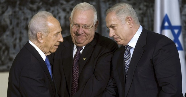 Israeli parliament set to vote for new president