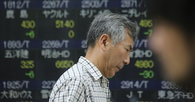 Market momentum falters after record highs