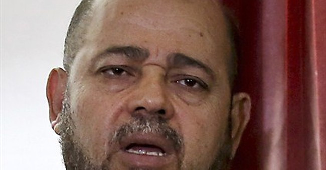 AP Interview: Hamas No. 2 says he'll move to Gaza