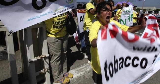 Philippines may soon make smoking warnings graphic