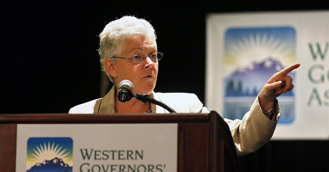 EPA promotes global warming proposal to governors