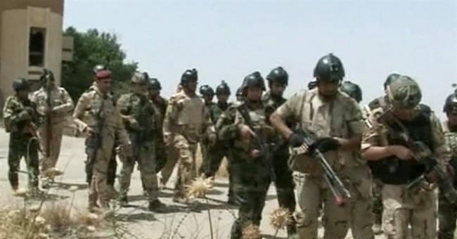 Militants overrun most of major Iraqi city