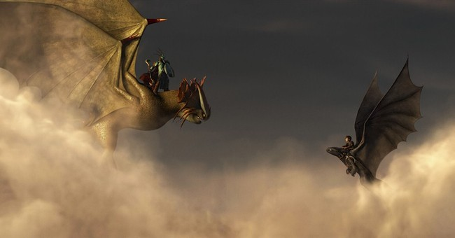 Review: Lovely visuals, smart writing in 'Dragon'
