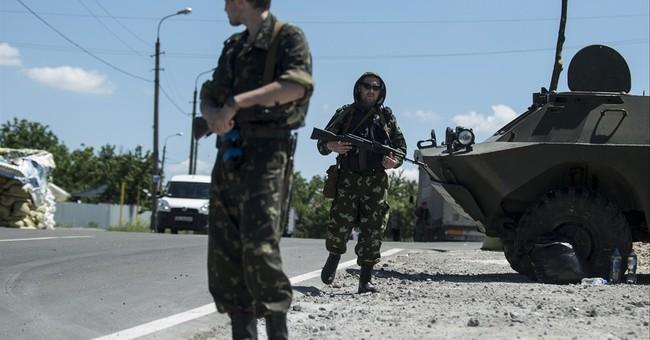 Ukraine president orders civilian corridor in east