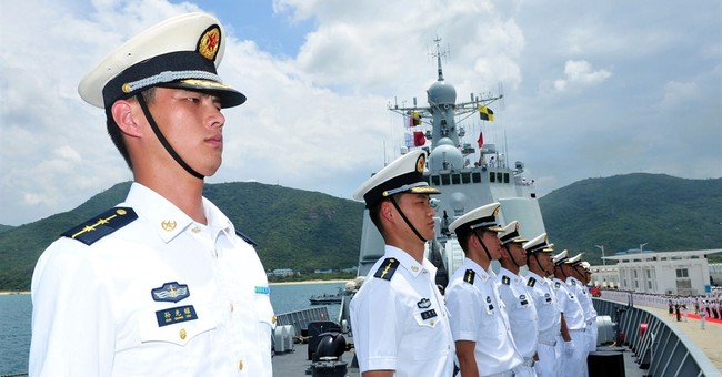 China ships depart for naval drill with US, others