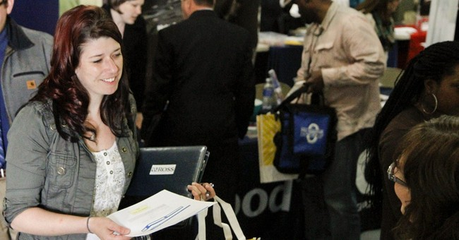 US businesses ramped up job searches in April
