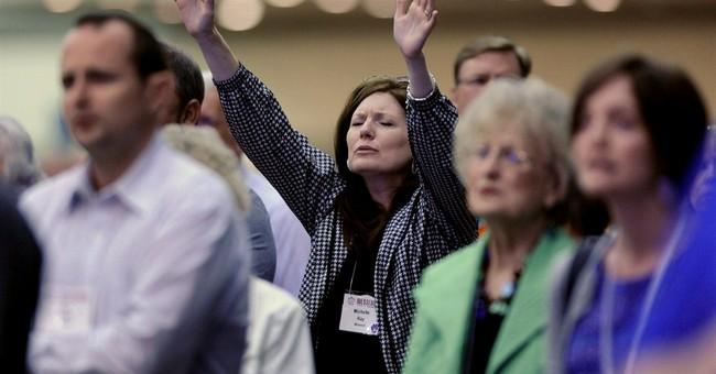 Arkansas pastor is new Southern Baptist president