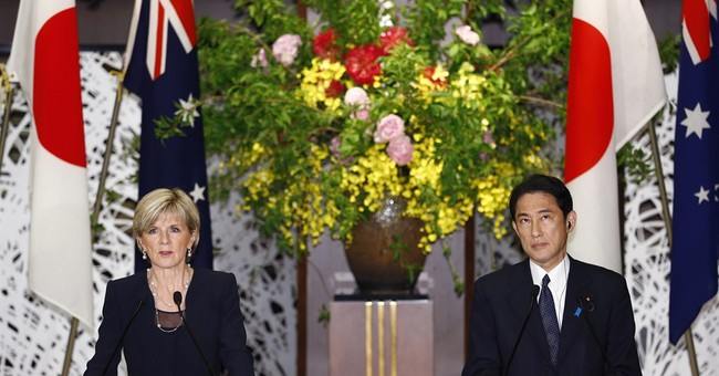 Japan, Australia agree on stealth technology deal