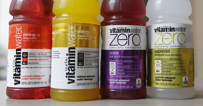 Vitaminwater fans upset over new sweetener