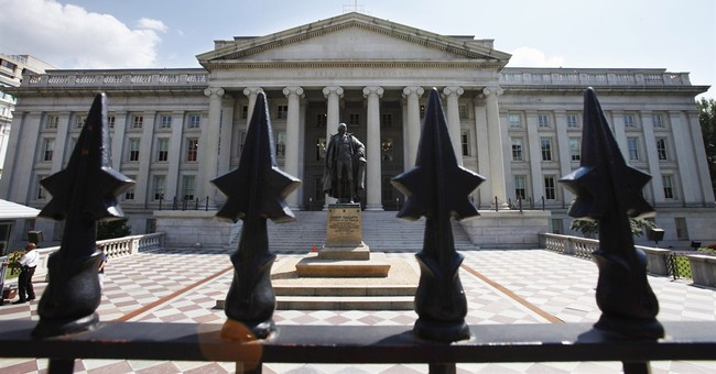 US records $130 billion budget deficit in May