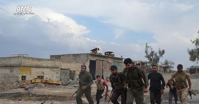 Al-Qaida splinter group encircles Syrian city