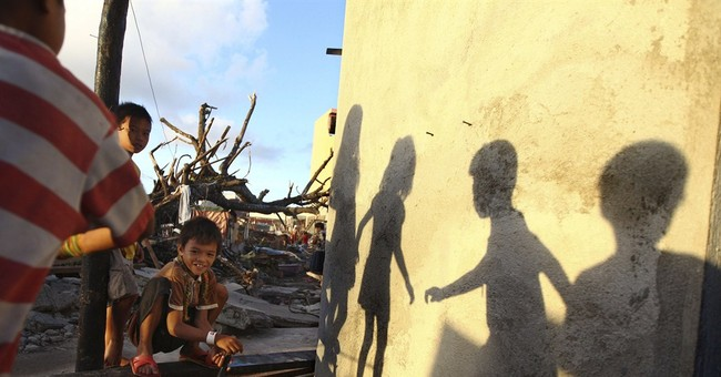 Child labor up in typhoon-hit areas in Philippines