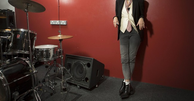 Chrissie Hynde a Pretender no more on 'Stockholm'