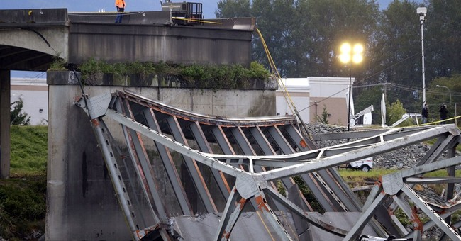 Papers give details on Washington bridge collapse