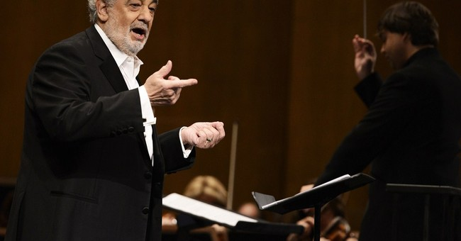 Placido Domingo to sing before World Cup final