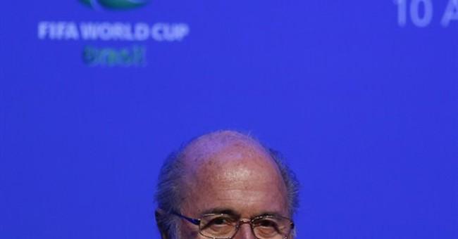 Blatter coy on FIFA presidential re-election bid