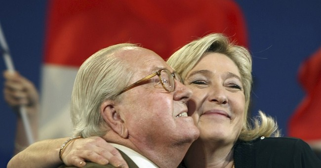 French far right torn by father-daughter feud