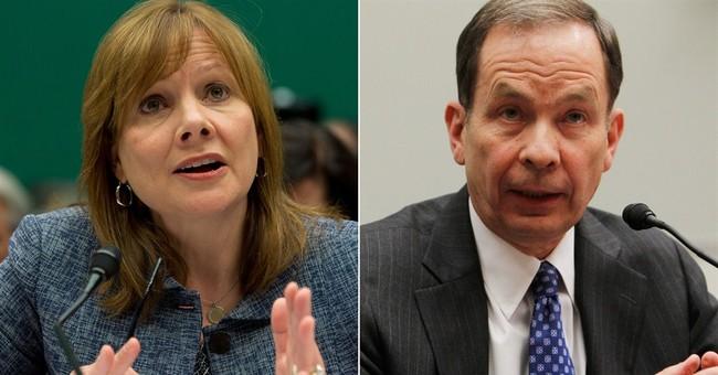GM CEO Barra, chief investigator to testify