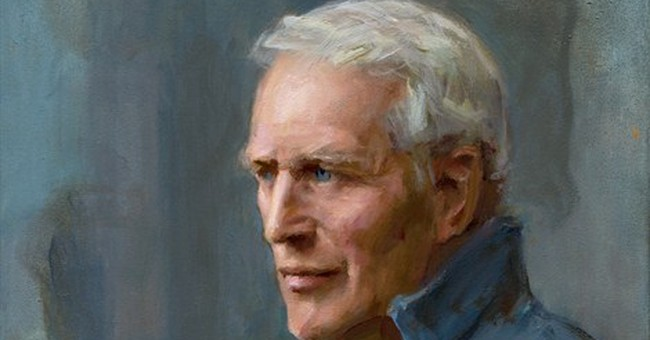 Art by renowned portraitist selling on Amazon