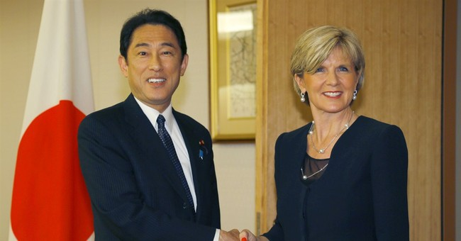 Japan, Australia agree on stealth technology deal