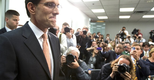Big changes in GOP leadership after Cantor loss