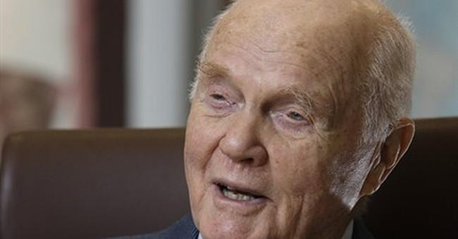 Astronaut John Glenn, 92, has heart procedure