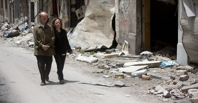 Syrian woman survives 700 days of blockade