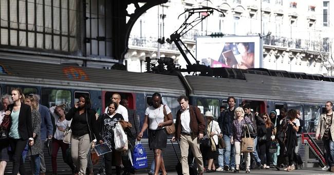European taxi protest: Transport tech upheaval