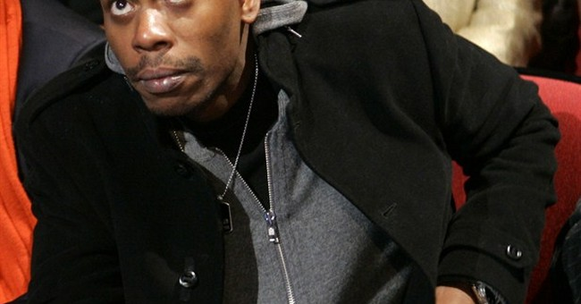 Dave Chappelle: 'I never quit. I'm 7 years late'