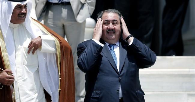 Iraq foreign minister: Iraq faces 'mortal threat'