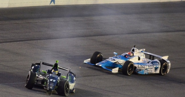 IndyCar hands down penalties from Texas race