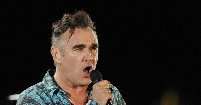 Morrissey cancels tour to recover from infection