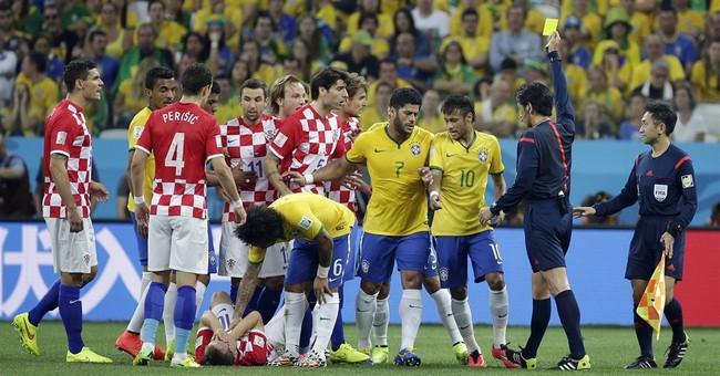 Neymar leads Brazil to 3-1 win over Croatia