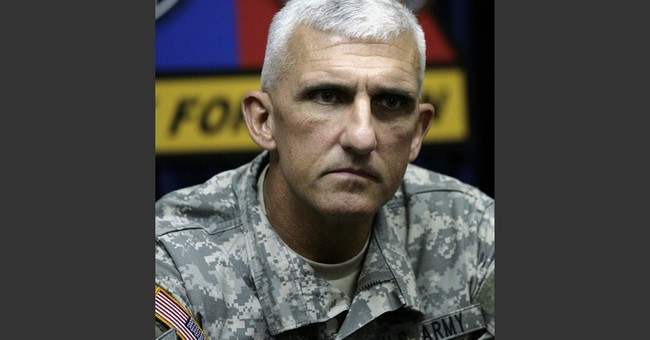 Ex-US commander defends US training of Iraq forces
