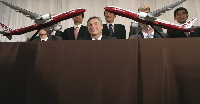 Boeing, 5 Japanese suppliers ink 777X deal